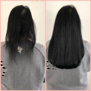 dun haar-kort haar-verlening-originalsocap-extensions