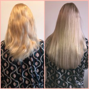 foxystar-tape extensions-weft-purmerend-verlenging