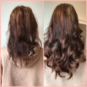 haarextensions-hair extensions-volume-microrings-weft-weave-tape--extension purmerend-wax-keratine-vlechtje